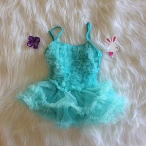 Other - Lace Tutu Swim Dress